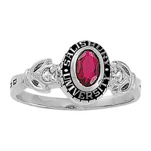 Salisbury University Women's Twilight College Ring
