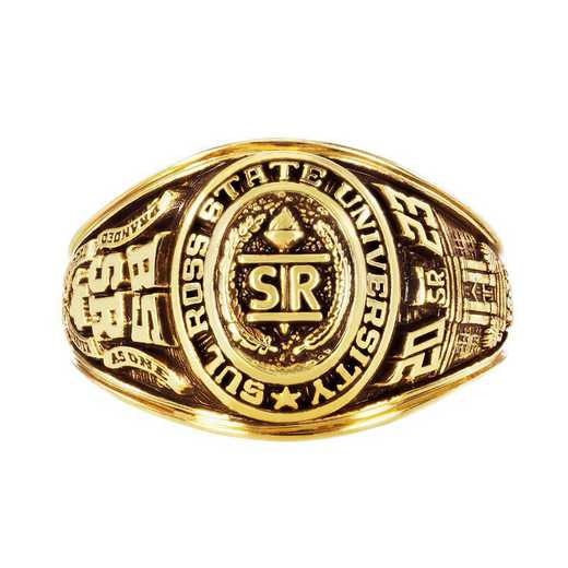 Sul Ross State University Women's Traditional Ring