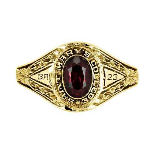 Saint Mary's College of California Women's Bouquet Ring