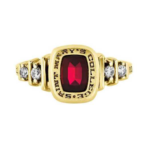 Saint Mary's College of California Women's Highlight Ring