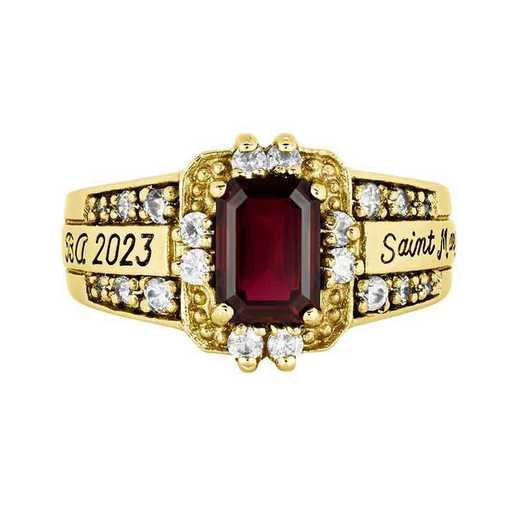 Saint Mary's College of California Women's Illusion Ring