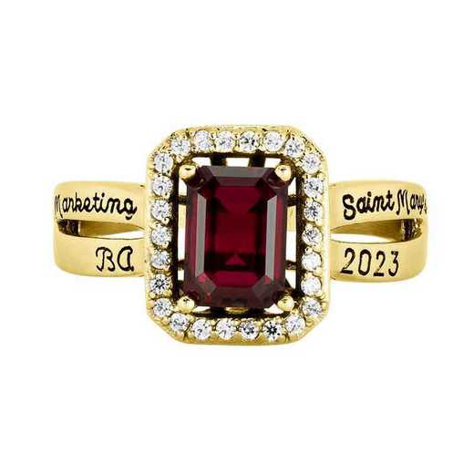 Saint Mary's College of California Women's Inspire Ring