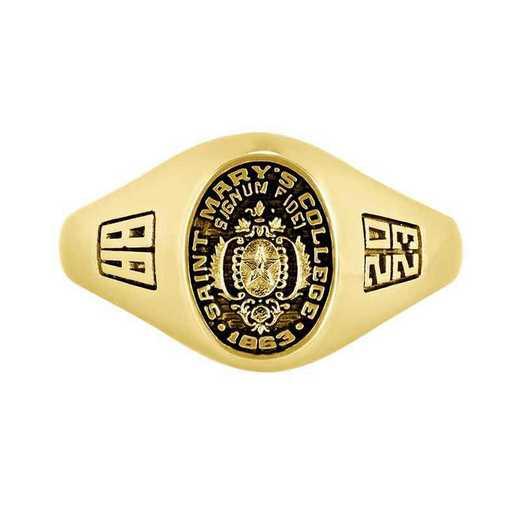 Saint Mary's College of California Women's Laurel Ring