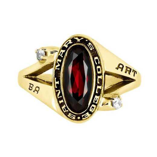 Saint Mary's College of California Women's Symphony Ring