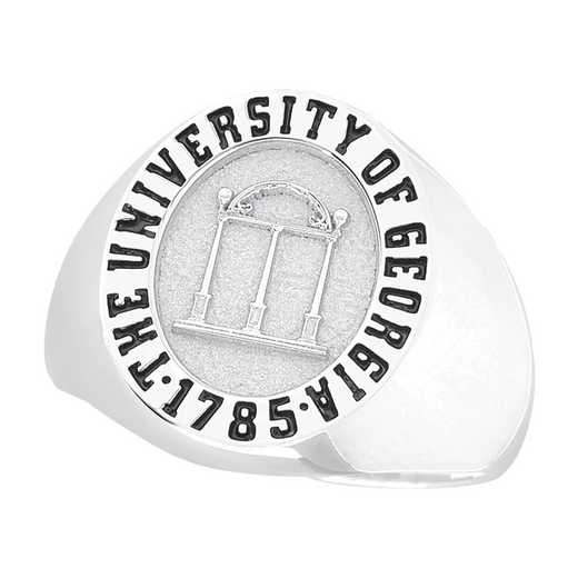 University of Georgia Women's Extra-Small Oval Signet