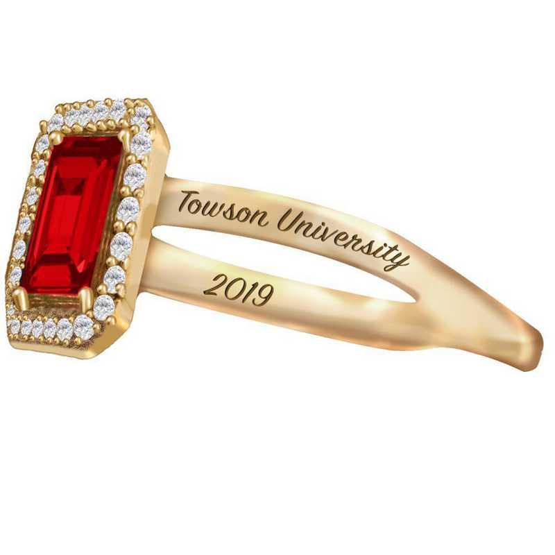 Towson University Inspire Ring - Women's