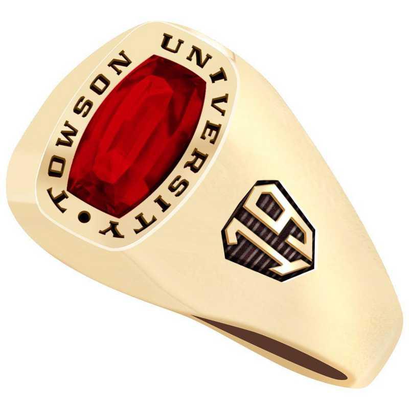 Towson University Monarch Ring - Men's