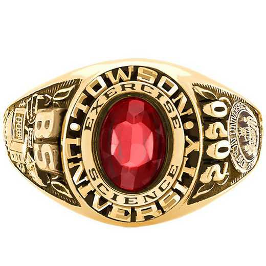 Towson University Galaxie II Ring - Women's