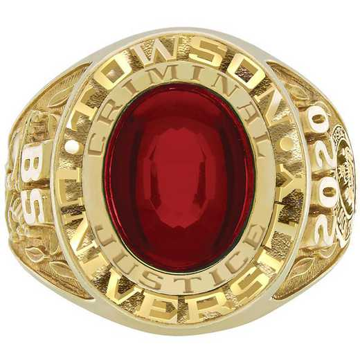 Towson University Galaxie I Ring - Men's