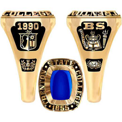 Trenton State College Women's Lady Legend Ring