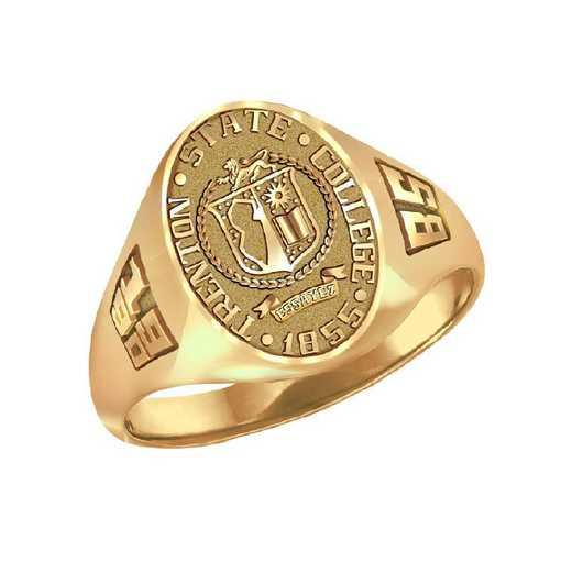 Trenton State College Women's Laurel Ring