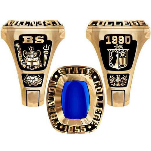Trenton State College Men's Legend Ring