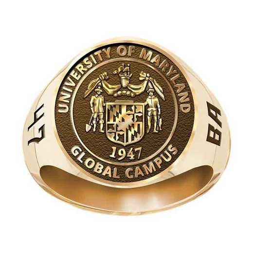 University of Maryland Global Campus 4820L COL Ring