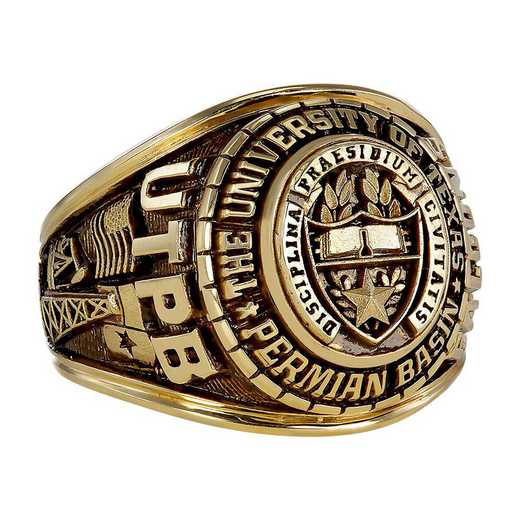 The University of Texas of the Permian Basin Traditional Ring