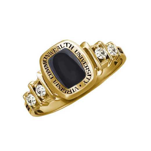 Virginia Commonwealth University Highlight Fashion Ring