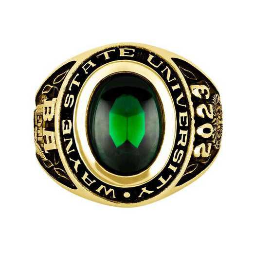Wayne State University Men's Galaxie I Ring