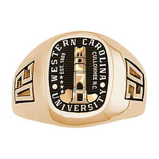 Western Carolina University Men's Diplomat College Ring