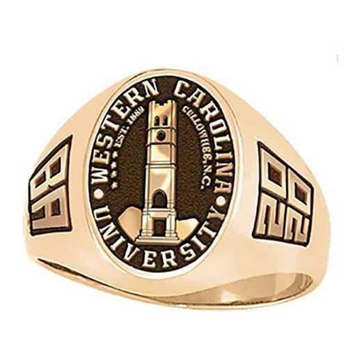 Western Carolina University Men's Executive College Ring