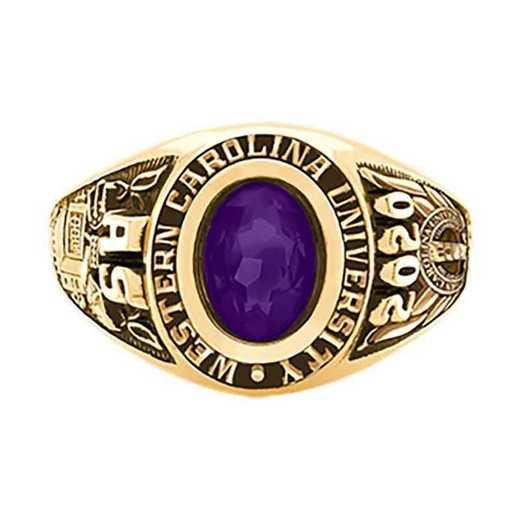 Western Carolina University Women's Galaxie II College Ring