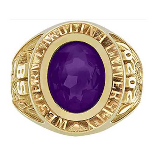 Western Carolina University Men's Galaxie I College Ring