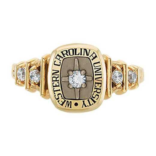 Western Carolina University Women's Highlight College Ring