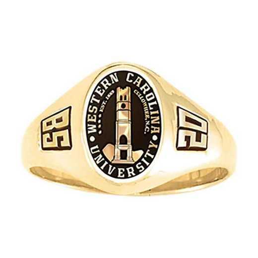 Western Carolina University Women's Laurel College Ring