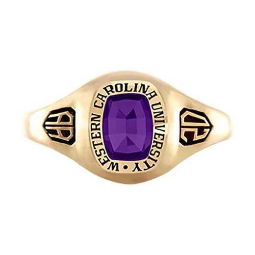 Western Carolina University Women's Noblesse College Ring