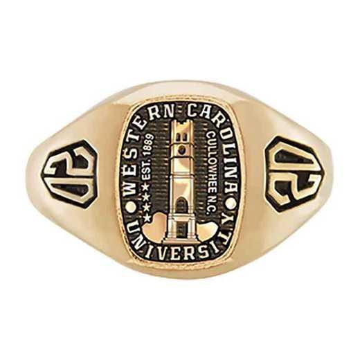 Western Carolina University Women's Regency College Ring