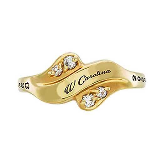 Western Carolina University Women's Seawind College Ring