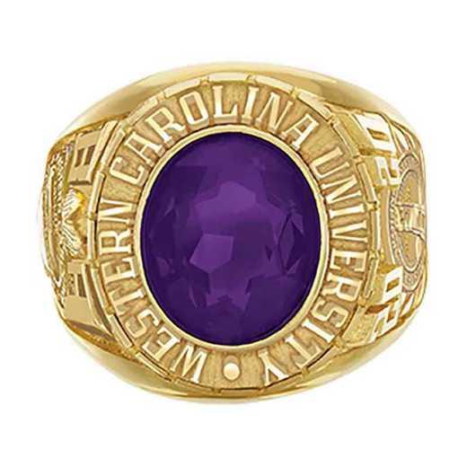 Western Carolina University Men's Traditional College Ring