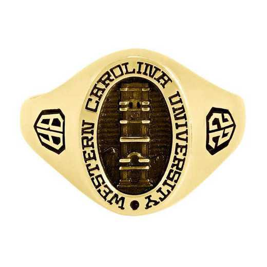 Western Carolina University Women's Small Signet College Ring
