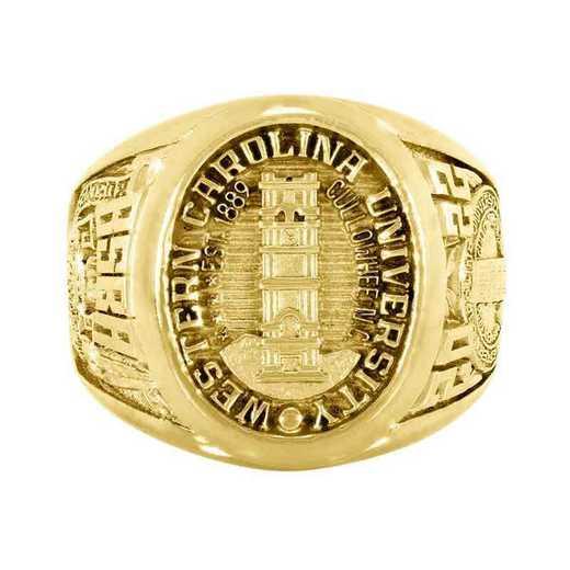Western Carolina University Men's Collegian Ring