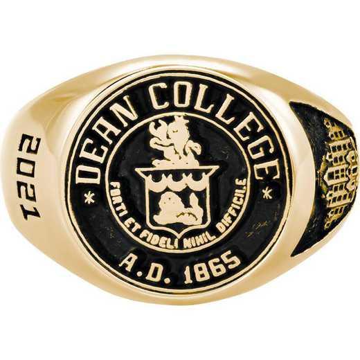 Dean College Women's 4820 Round Signet