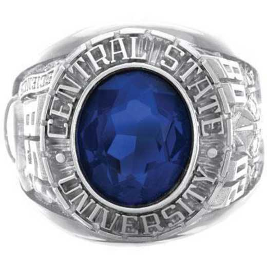 Men's Extra Large Traditional Ring