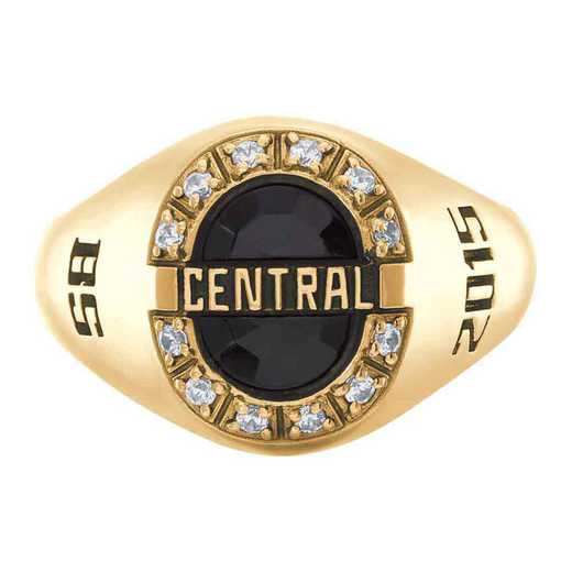 Women's Enlightened Collegiate Class Ring