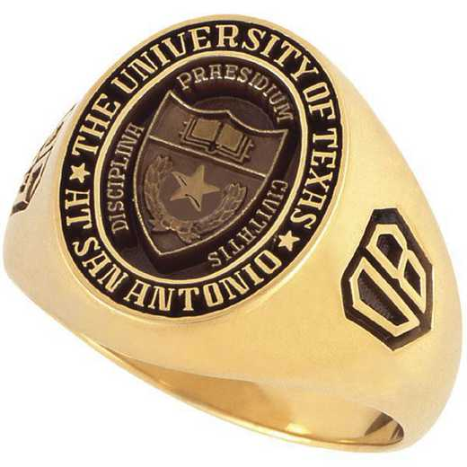 UTSA Men's Large Signet Ring