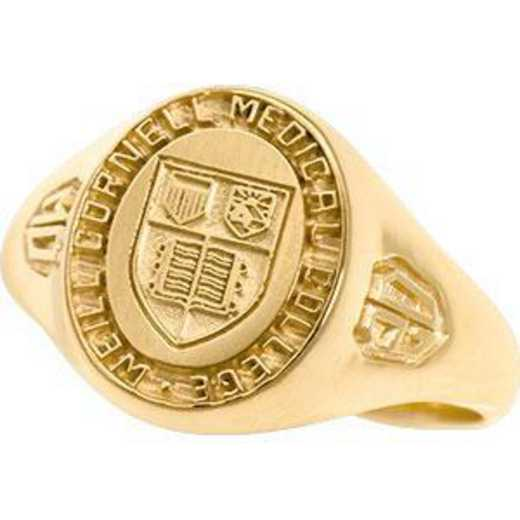 Weill Cornell Medical College Women's Signet 326S Ring