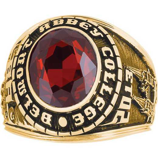 Belmont Abbey College Men's Large Traditional Ring