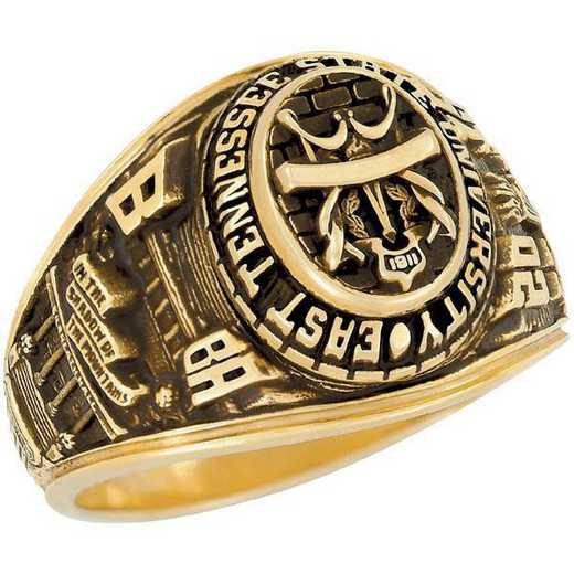 East Tennessee State University Women's Traditional Ring