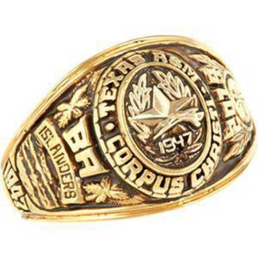 Texas A&M University - Corpus Christi Women's Small Traditional Ring