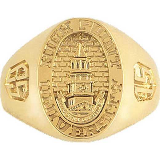 High Point University Men's 345L Signet Ring