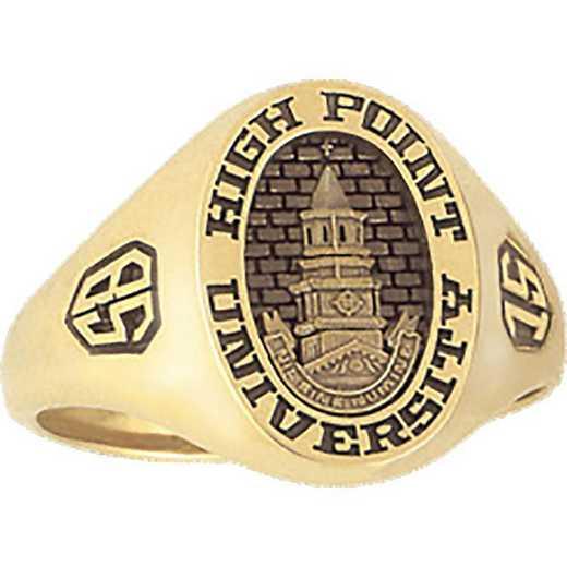 High Point University Women's 345S Signet Ring