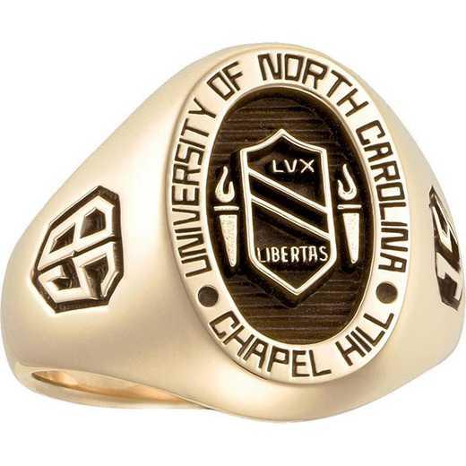 University of North Carolina at Chapel Hill Ladies' 345S Signet Ring