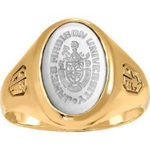 James Madison University Class of 2011 Women's 345SS Ring