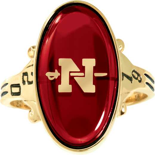 Nicholls State University Women's 352S Fashion Ring