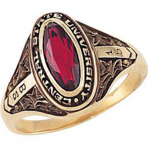University of California at Riverside Women's Trellis Ring College Ring