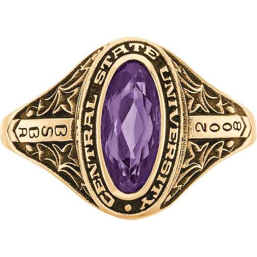 New York University Stern School of Business Trellis Ring