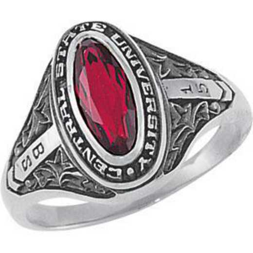Rider University Women's Trellis Ring