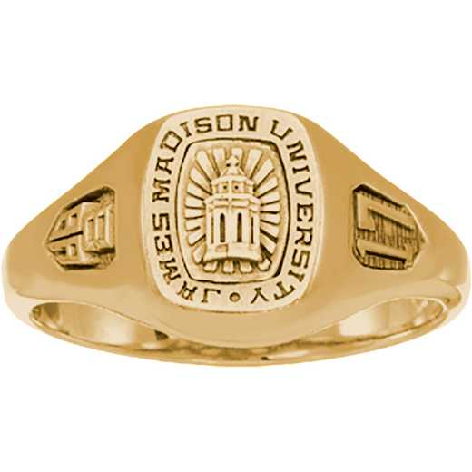 James Madison University Class of 2017 Women's Noblesse Ring