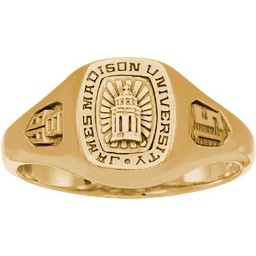 James Madison University Class of 2015 Women's Noblesse Ring